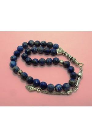 Lapis Lazuli  Taşı Tesbih